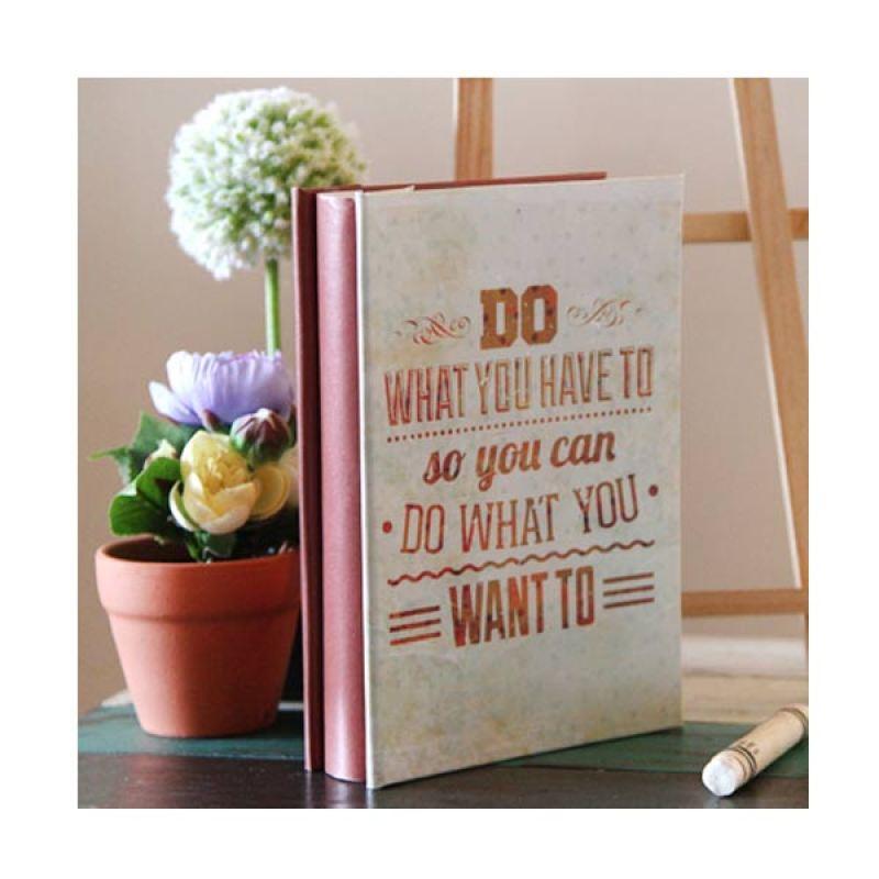 Bukuunik Classic Quotes 09 - Buku Catatan
