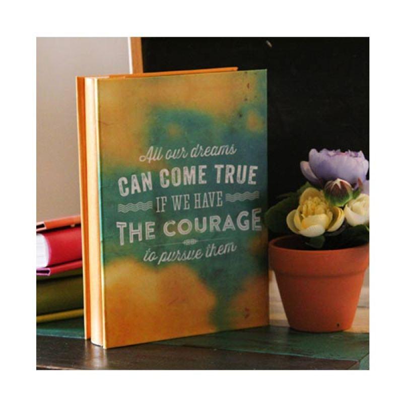 Bukuunik Classic Quotes 16 - Buku Catatan