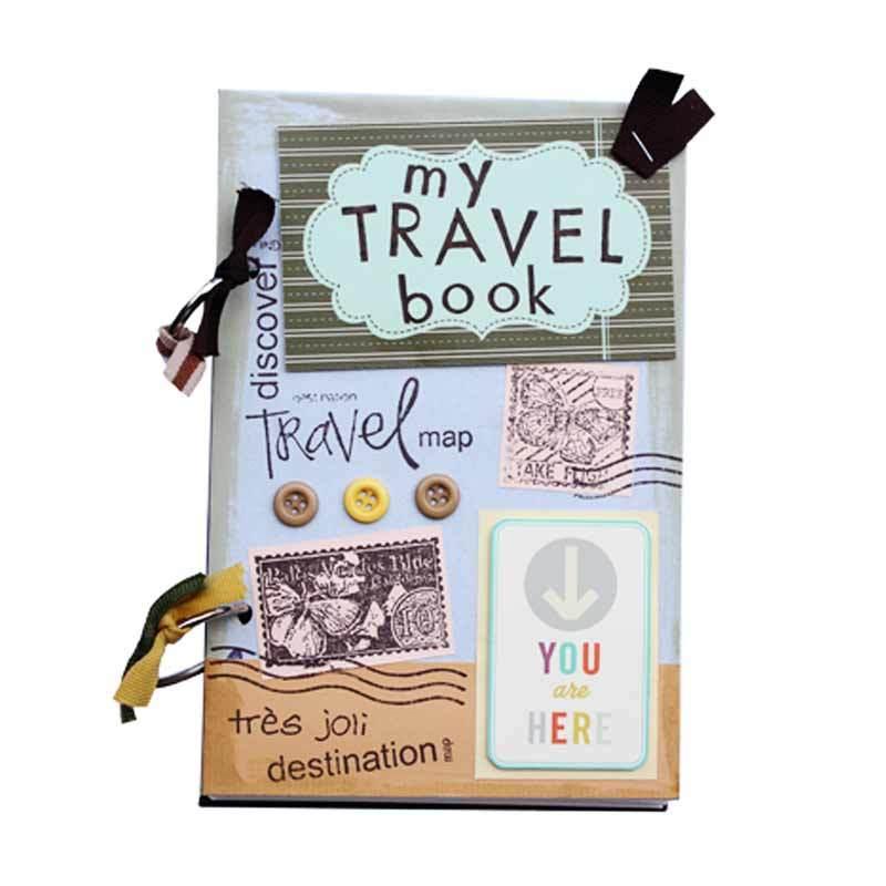 Bukuunik My Travel Book