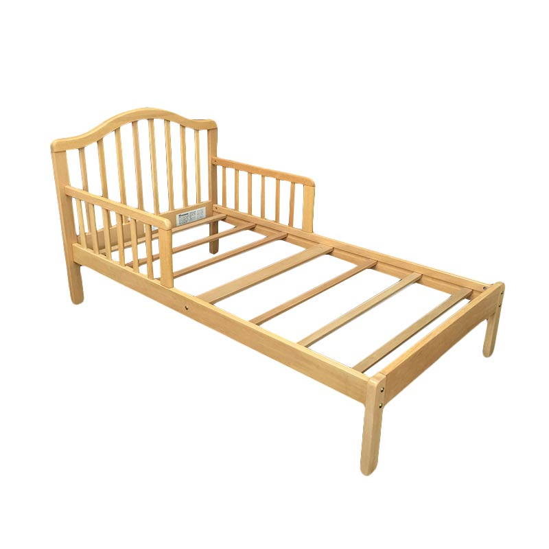 Bumble Bee Troy Natural Toddler Bed