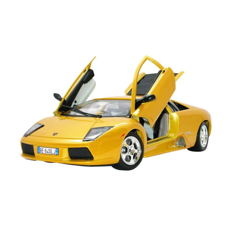 Bburago - 1:18 GC Lamborghini Murcielago - Yellow