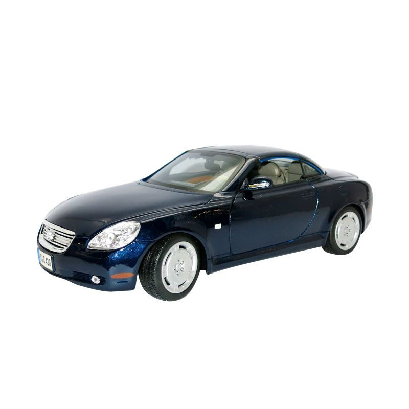 Bburago - 1:18 GC - Lexus SC 430 - Blue