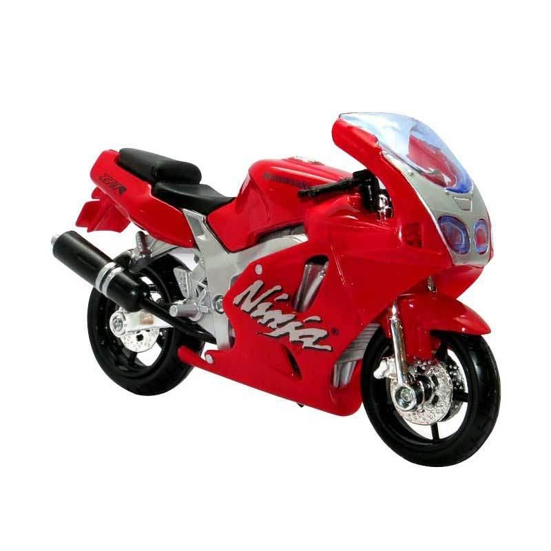 Bburago - 1:18 Motorcycle - Kawasaki Ninja ZX 7 R