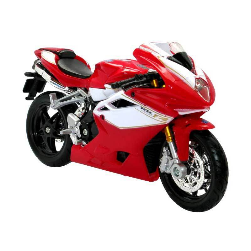 Bburago - 1:18 Motorcycle - MV Agusta F4 RR 2012