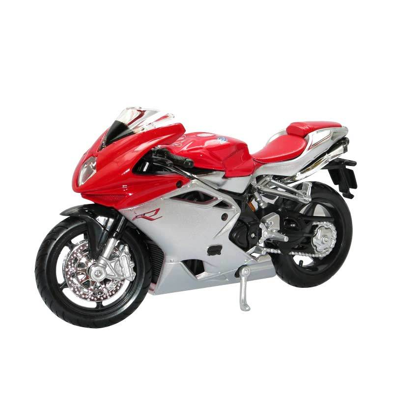 Bburago - 1:18 Motorcycle - MV Agusta F4