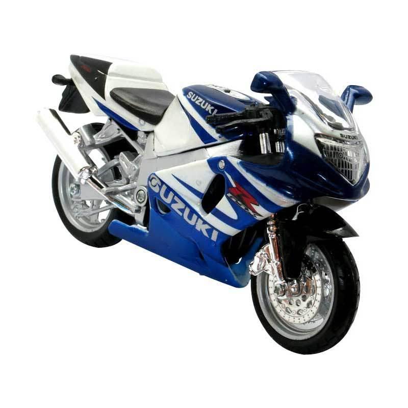 Bburago - 1:18 Motorcycle - Suzuki GSX R 750