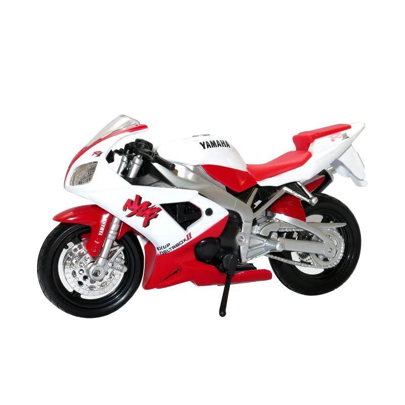 Bburago - 1:18 Motorcycle - Yamaha YZF-R1