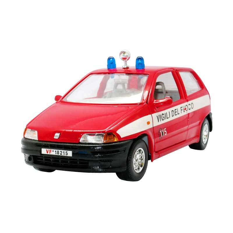 Bburago - 1:24 Bijoux - Fiat Punto Vigili