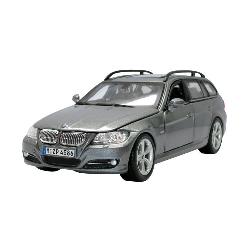 Bburago - 1:24 Star BMW 3 Series - Silver