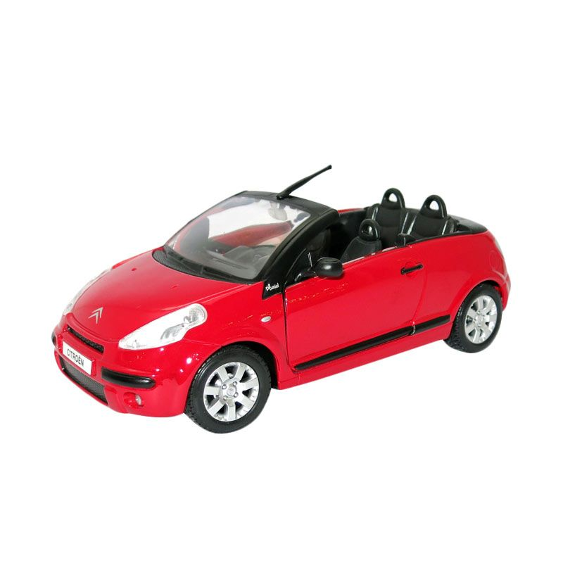 Bburago - 1:24 Star - Citroen C3 Pluriel - Red