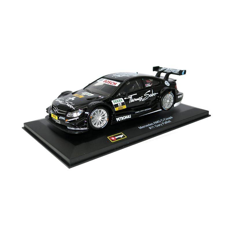 Bburago - 1:32 DTM Mercedes AMG C-Coupe - Gary Paffett