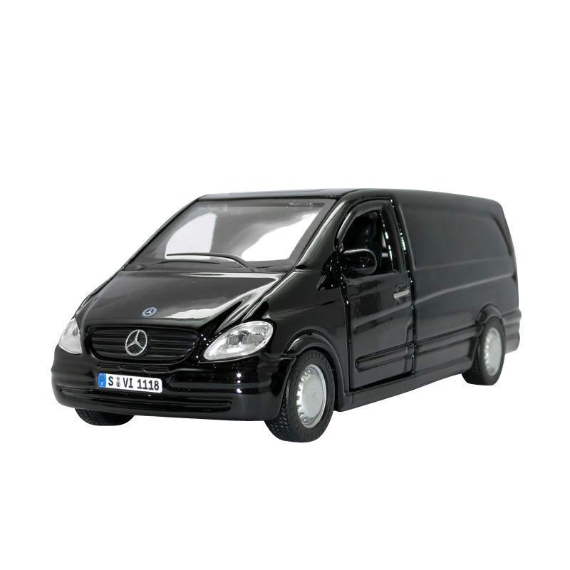 Bburago - 1:32 SFC Mercedes-Benz Vito - Black