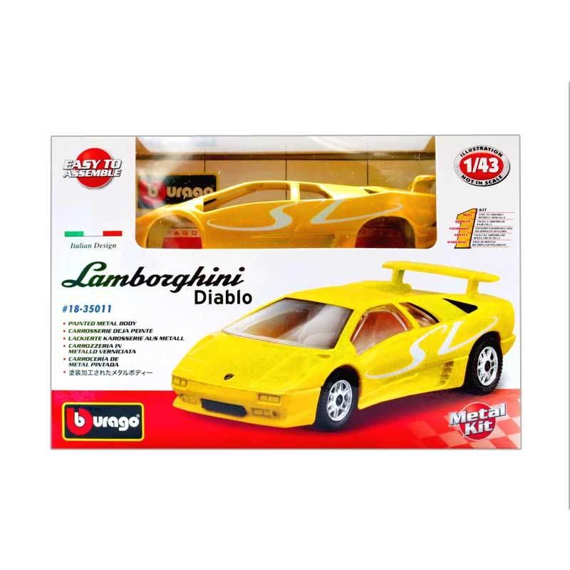 Bburago - 1:43 Kit Collezione Assorted - Lamborghini Diablo
