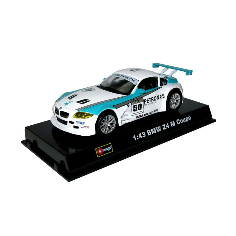 Bburago - 1:43 Race BMW Z4 M Coupe