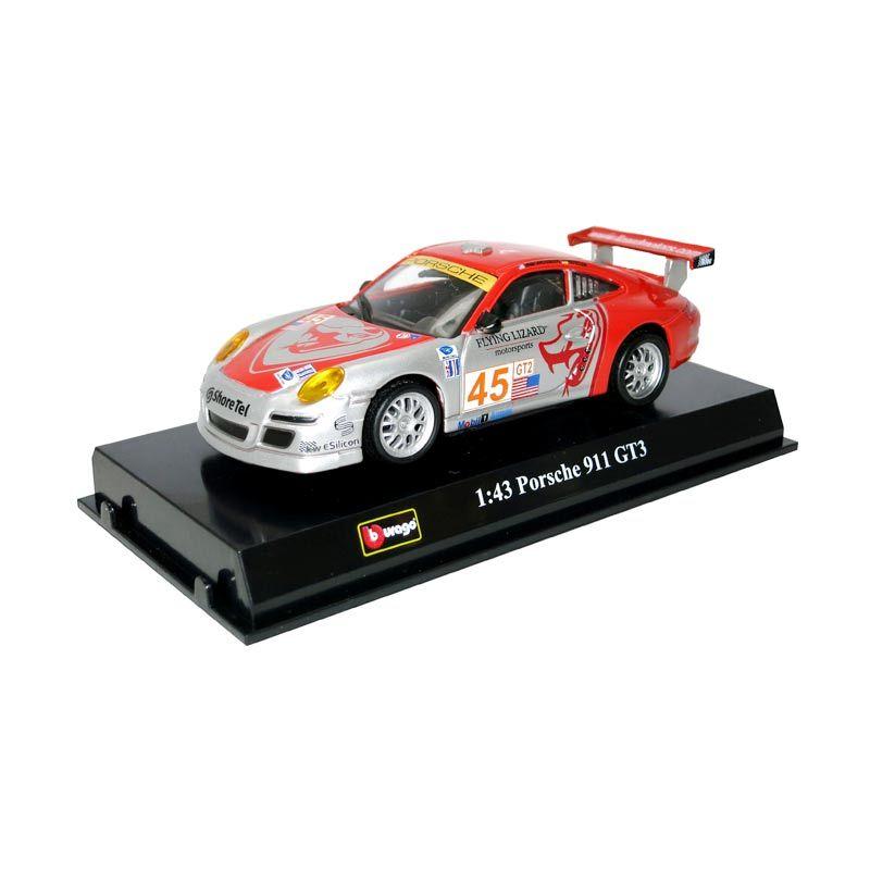 Bburago - 1:43 Race Porsche 911 GT3 RSR