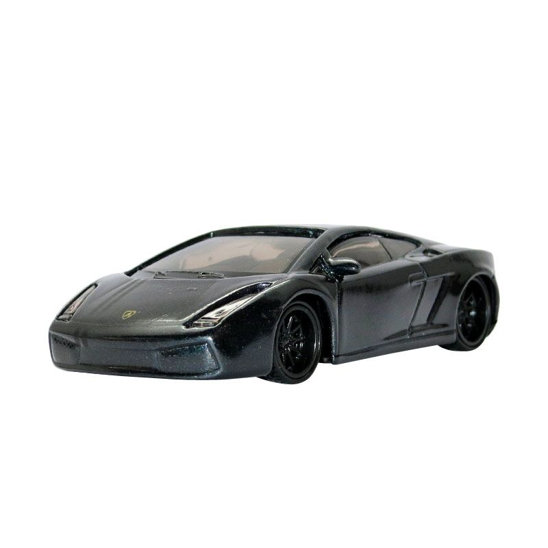 Bburago - 1:43 Street Tuners - Lamborghini Gallardo - Black