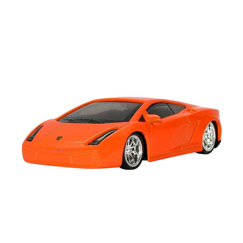 Bburago - 1:43 Street Tuners - Lamborghini Gallardo - Orange
