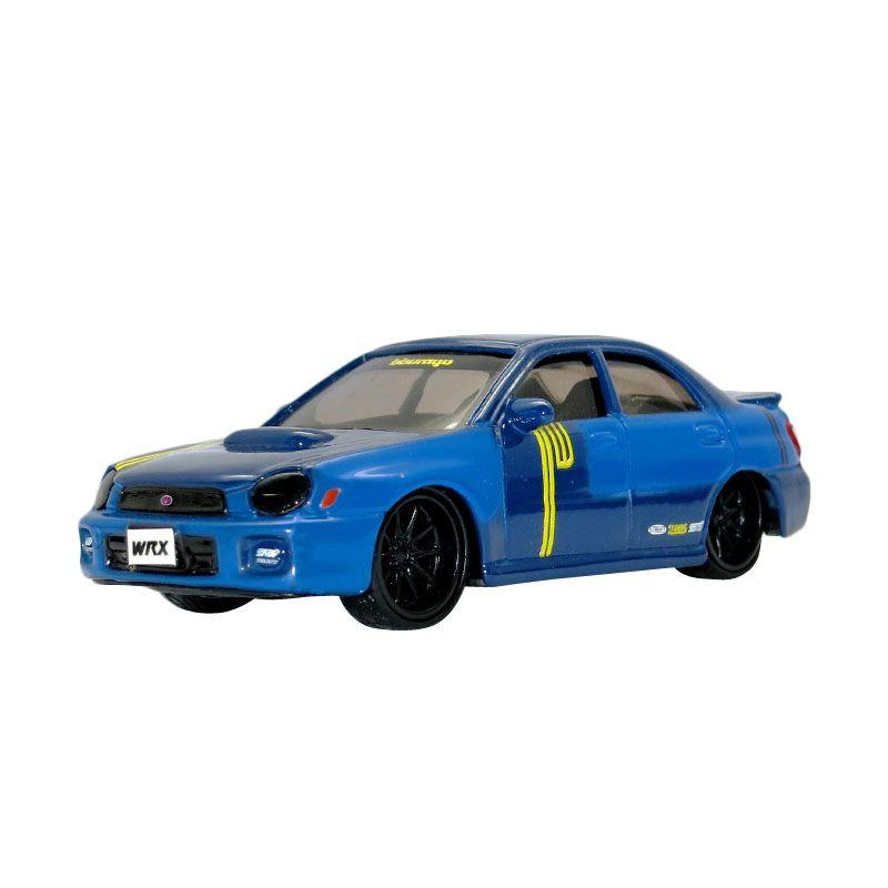 Bburago - 1:43 Street Tuners - Subaru Impreza WRX STI