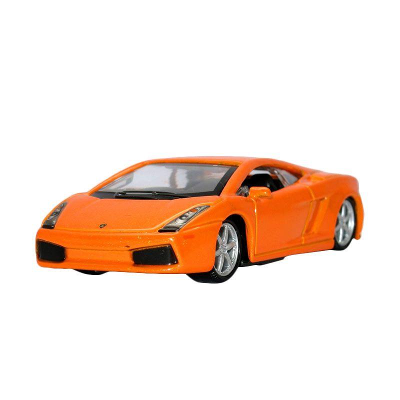 Bburago - 1:64 Car Asst. - Lamborghini Gallardo