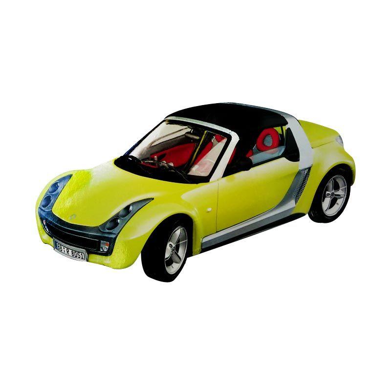 Bburago - 1:18 Kit - Smart Roadster