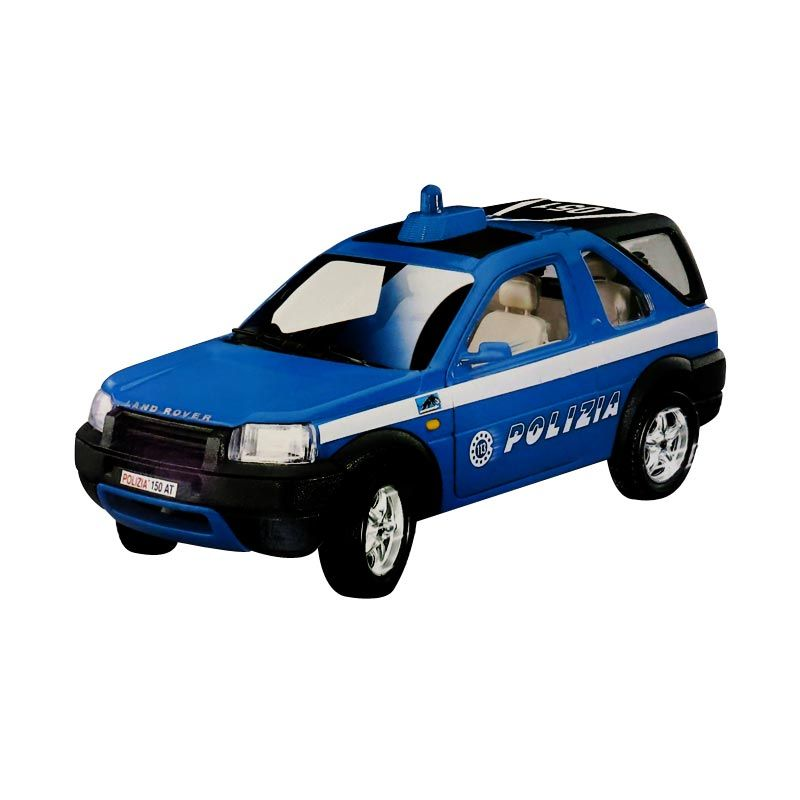Bburago - 1:24 Kit - Freelander Polizia
