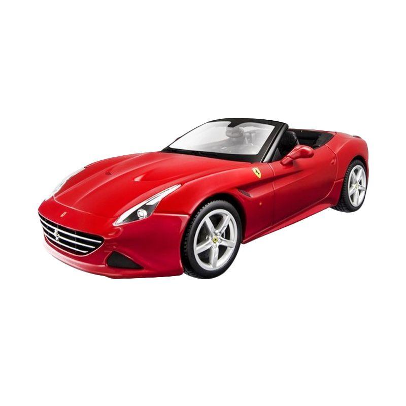 Bburago Ferrari California T Open Top Red Diecast [1:18]