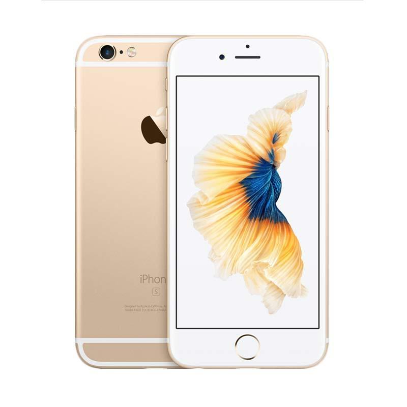 Apple iPhone 6S Plus 128 GB Gold Smartphone