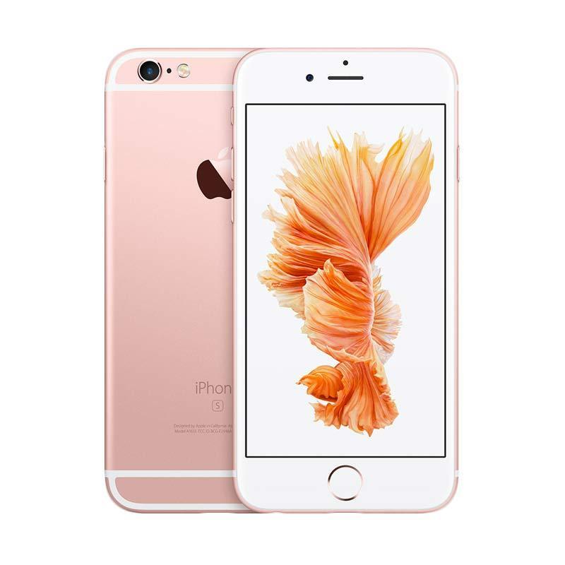 Apple iPhone 6S Plus 16 GB Rose Gold Smartphone