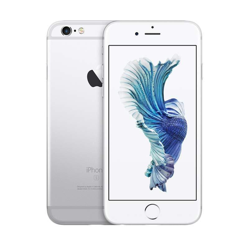 Apple iPhone 6S Plus 128 GB Silver Smartphone