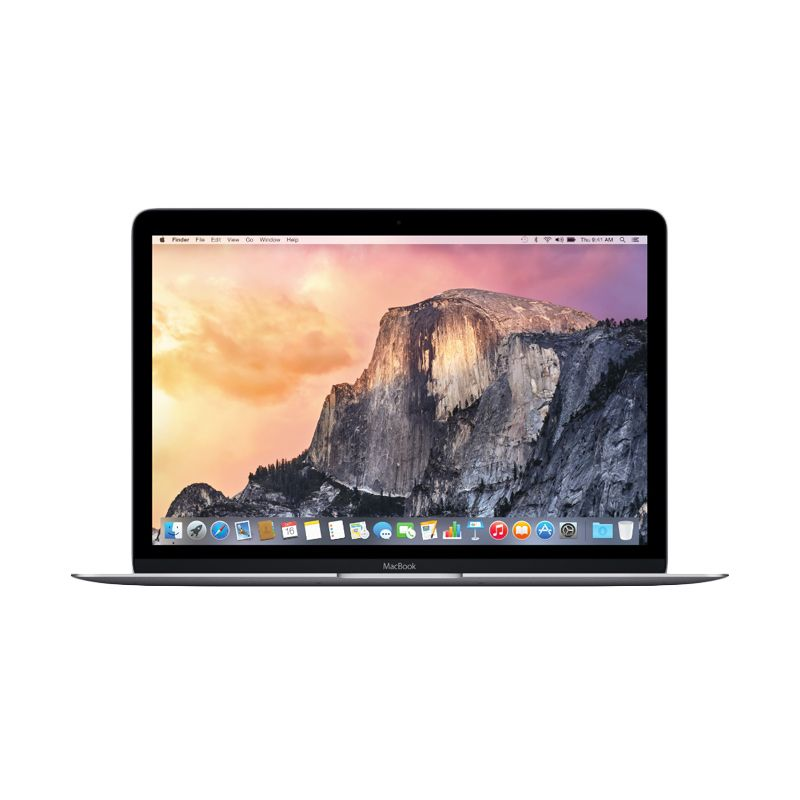 Apple Macbook MJY42 Grey Notebook [12