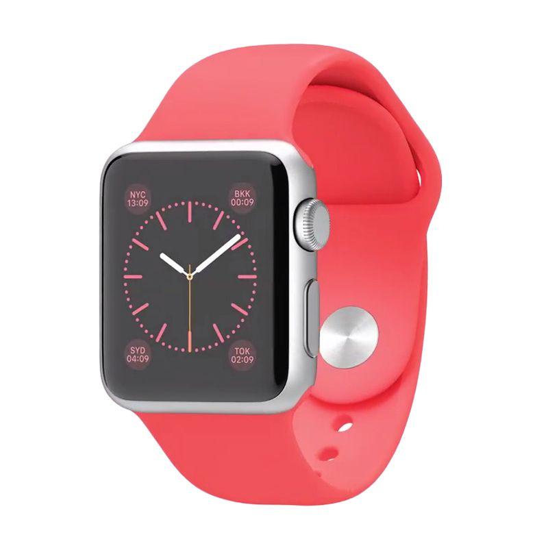 Apple Watch Alumunium Seri 7000 Pink Smartwatch [38 mm]