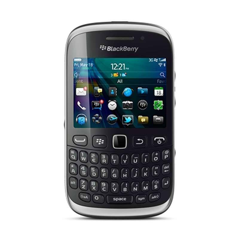 Blackberry Curve 9320 Hitam Smartphone