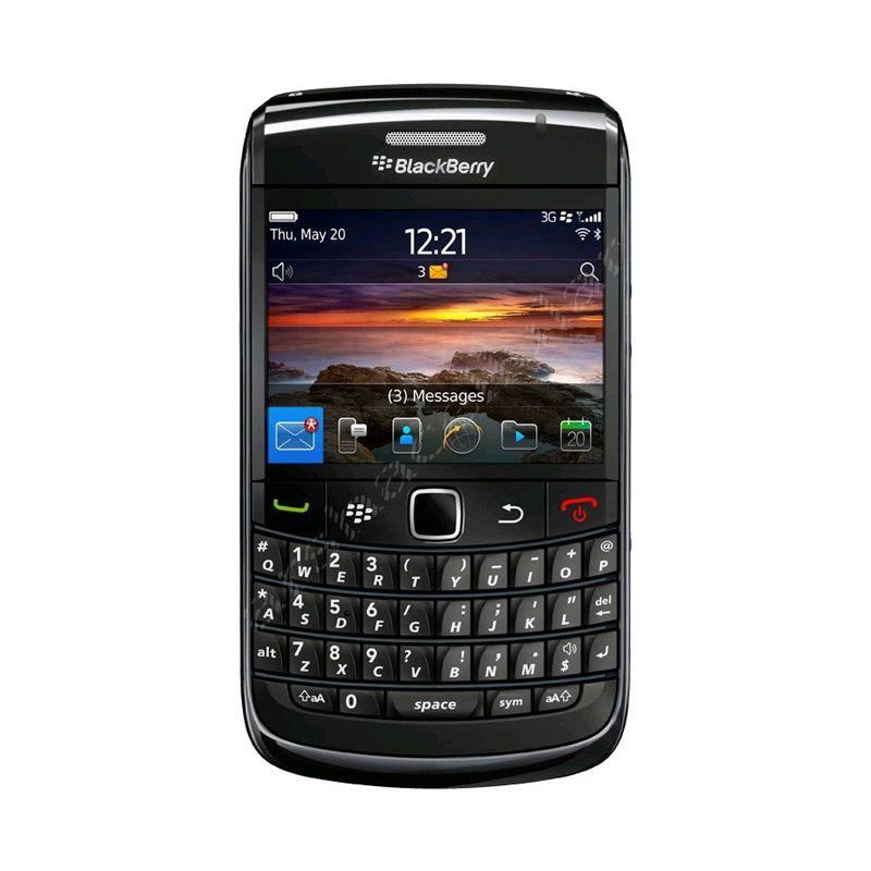 Blackberry Bold Onyx 2 9780 Hitam Smartphone