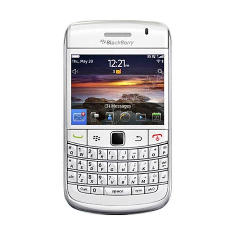 Blackberry Bold Onyx 2 9780 Putih Smartphone