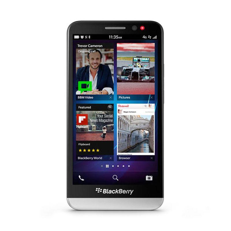 Blackberry Z30 Hitam Smartphone