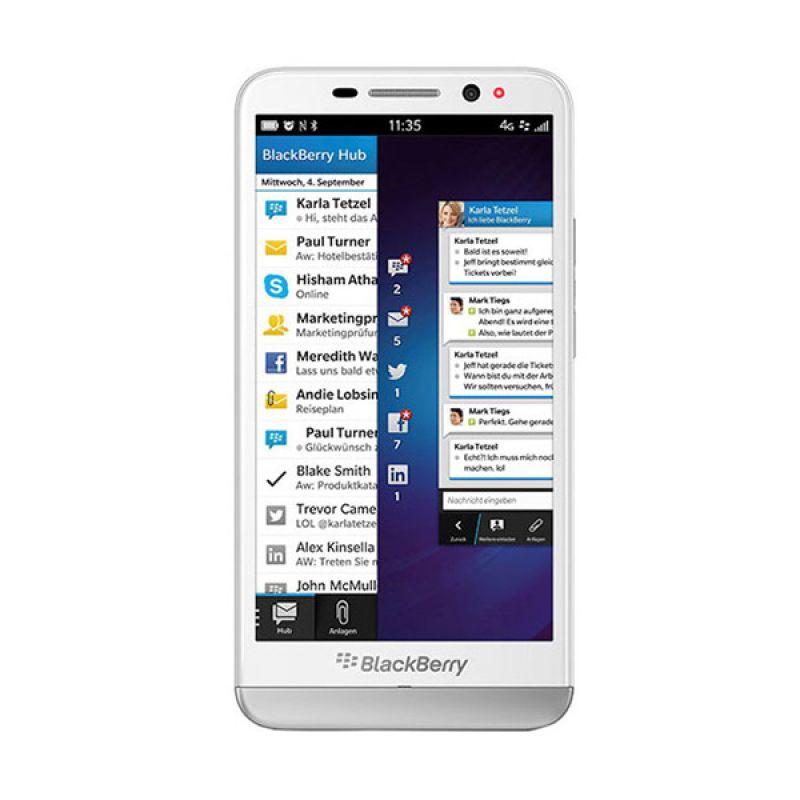 BlackBerry Z30 Putih Smartphone