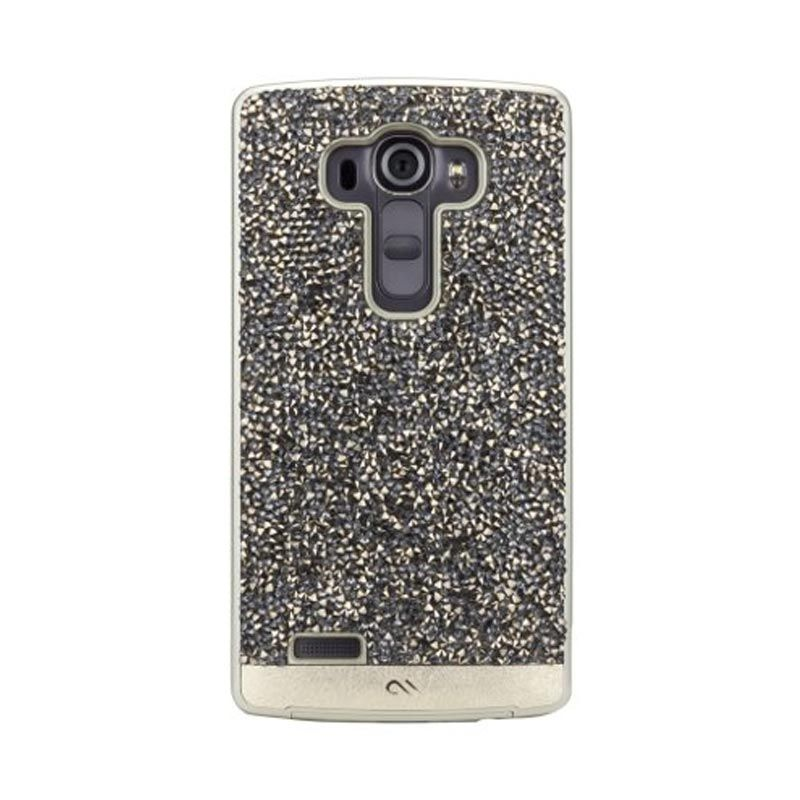 CaseMate Brilliance Champagne Casing for LG G4