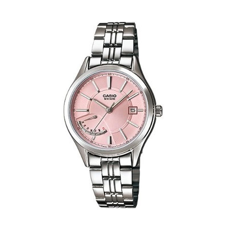 Casio Ladies Analog LTP-E102D-4AVDF