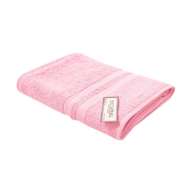 Natural Imperial Baby Pink Handuk