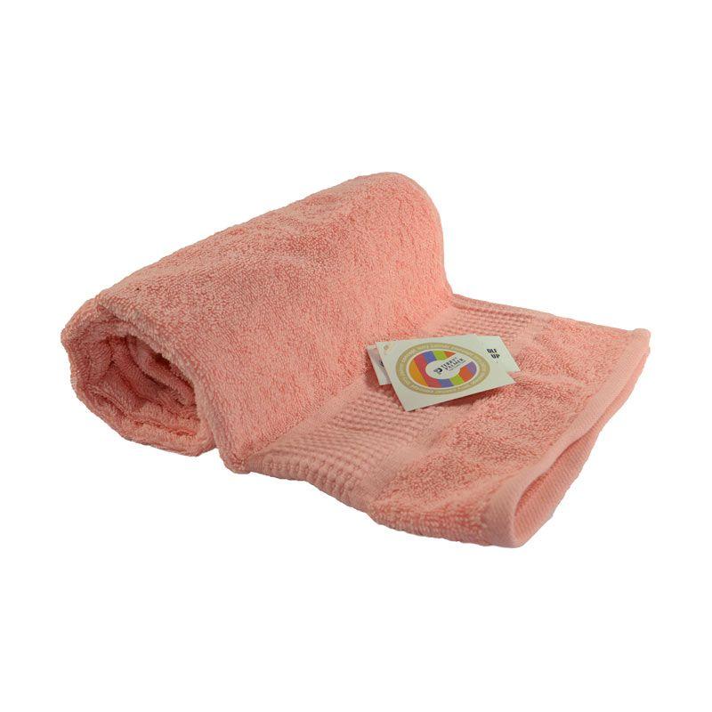 Terry Palmer Katun Enchanted Pink Handuk