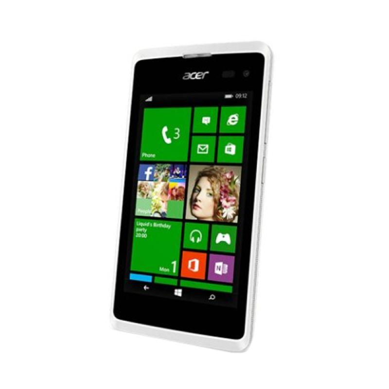 Acer Liquid M220 8.1 Putih Smartphone