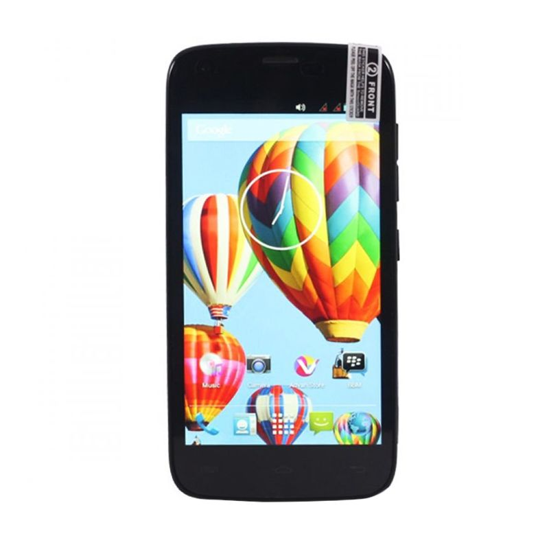 Advan Vandroid S4D GAIA Yellow Smartphone