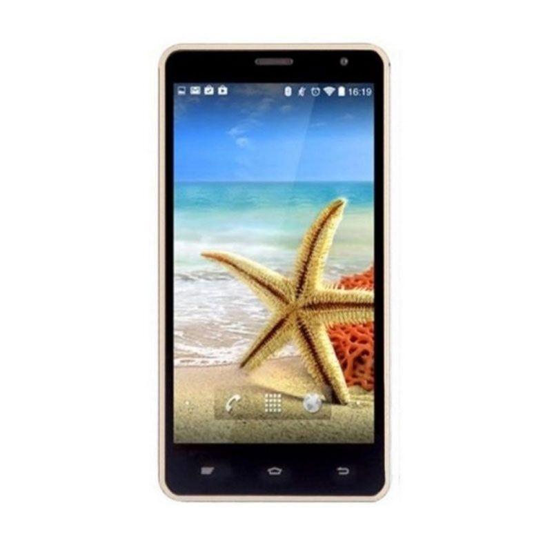 Advan Vandroid S5M Star 5 Gold Smartphone
