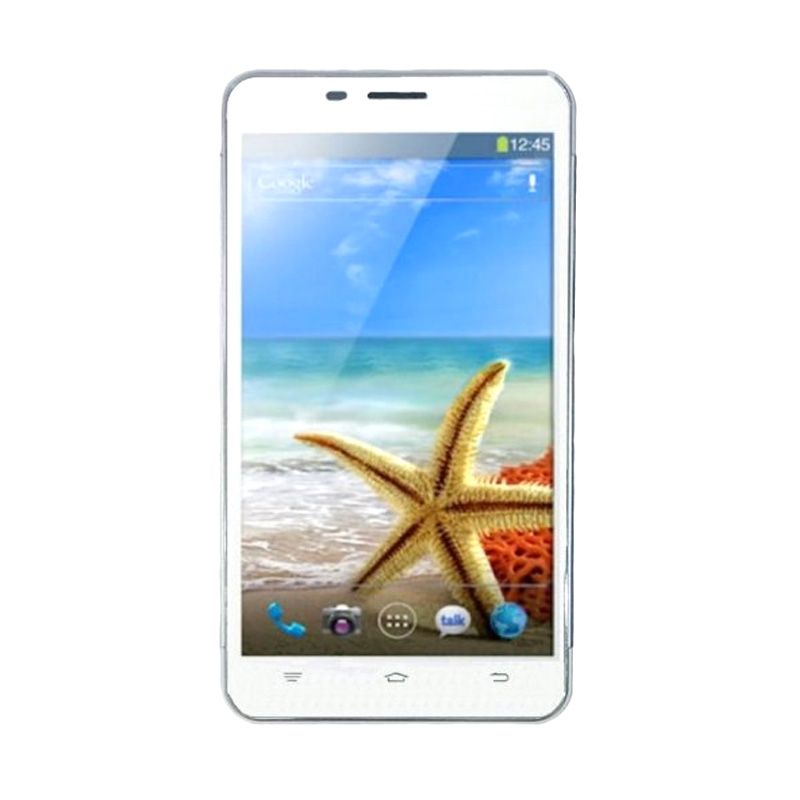 Advan Vandroid S5M Star Putih Smartphone [5 Inch ]