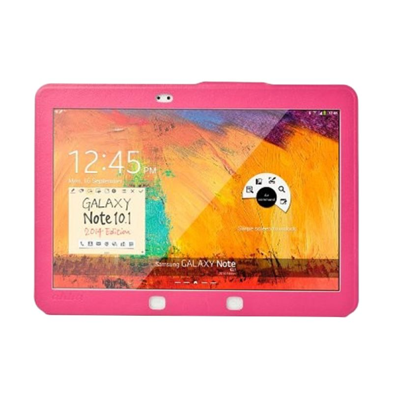 Ahha Arias Flip Fucshia Casing for Samsung Galaxy Note 10.1