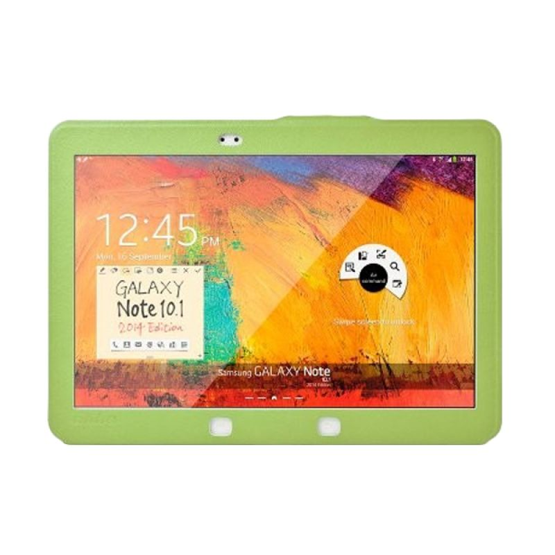 Ahha Arias Flip Hijau Casing for Samsung Galaxy Note 10