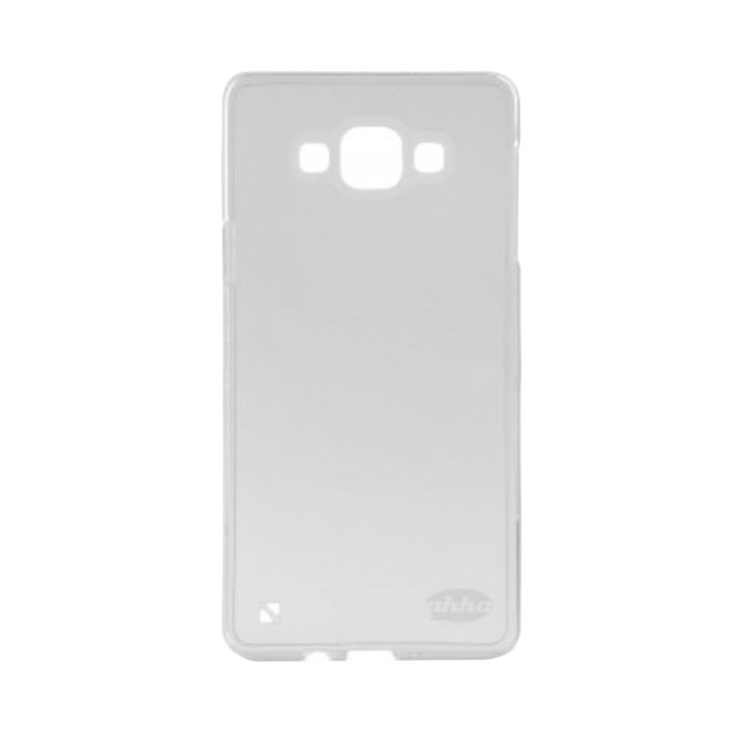 Ahha Moya Gummishell Clear Casing for Samsung Galaxy A7