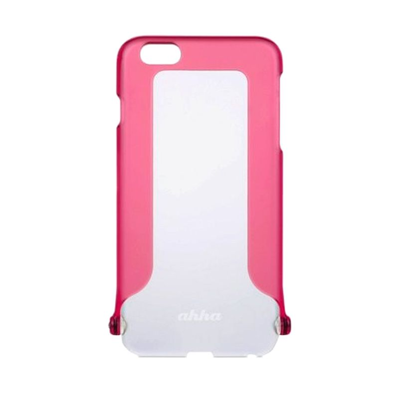 Ahha Snapshot Selfie Pink Casing for iPhone 6 Plus