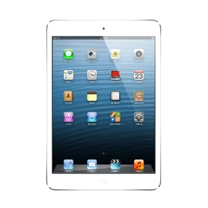 Apple iPad Mini 16 GB Putih Tablet [WiFi/Cellular]