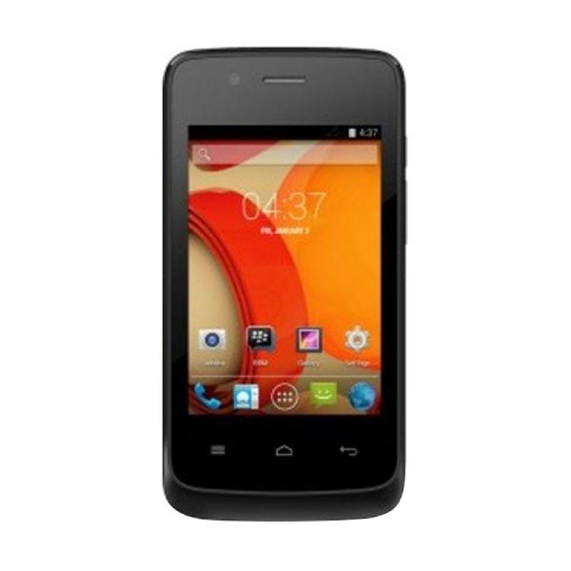 Asiafone Asiadroid AF78 Hitam Smartphone